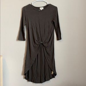 Anthropologie Deletta Knit Tunic/Dress